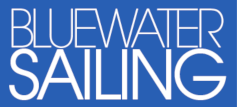 Blue Water Sailing Magazine Logo
