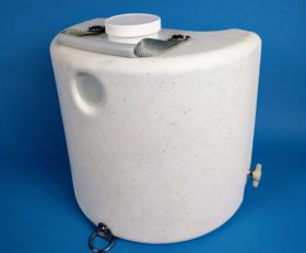 Standard 2 Gallon Liquid Bottle