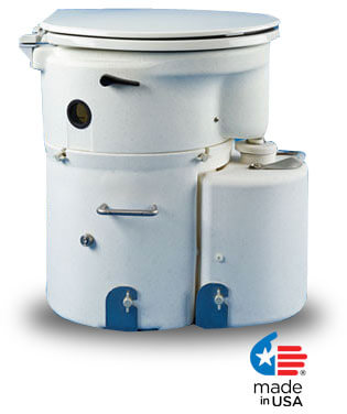 Air Head Composting Toilet | For Boats, RVs & Cabins | Environmental ...